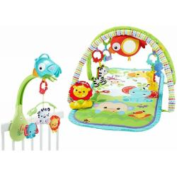 Fisher Price lavinamasis Kilimėlis + Karuselė 3in1