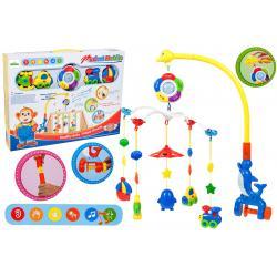 Muzikinė Karuselė su Žaisliukais