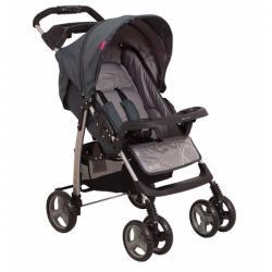 Coto Baby Blues Q Grey vežimėlis