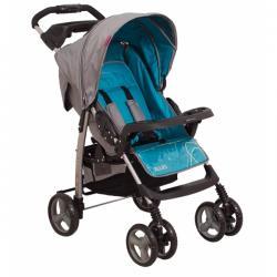 Coto Baby Blues Q Turquise vežimėlis