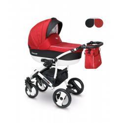 Universalus vežimėlis CAMARELO CARERA 3in1 raudona