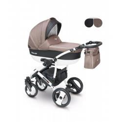 Universalus vežimėlis CAMARELO CARERA 3in1 ruda