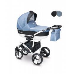 Universalus vežimėlis CAMARELO CARERA 3in1 žydra