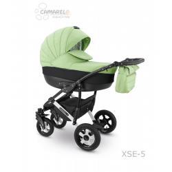 Universalus vežimėlis CAMARELO SEVILLA 3in1 salotinė