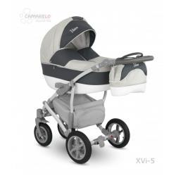 Universalus vežimėlis CAMARELO VISION 3in1 pilka