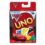 Kortų žaidimas UNO Cars2