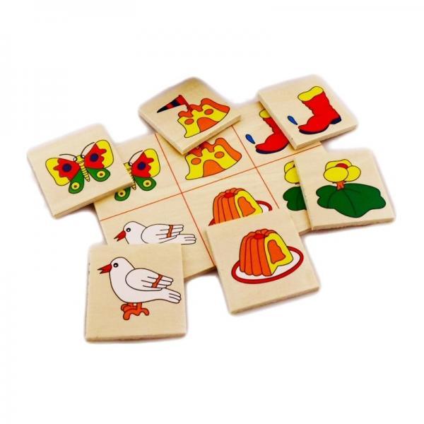 Medinis atminties lavinimo žaidimas - MEMO