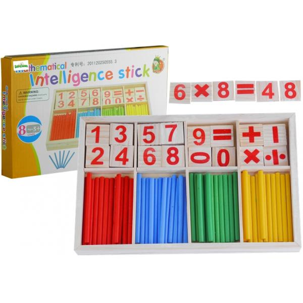 Mediniai skaičiai ir simboliai 64 elementai