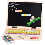 """Medinis edukacinis vaikiškas """"laptopas"""" Ecotoys"""
