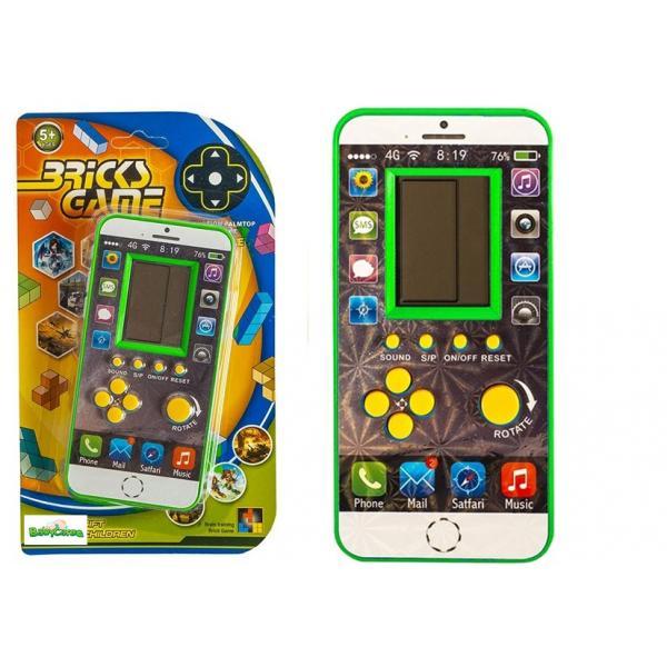 """Klasikinis žaidimas - telefonas """"TETRIS"""""""