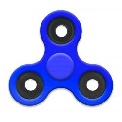 Originalus Fidget Spinner Mėlynas