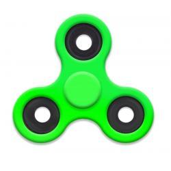 Originalus Fidget Spinner Žalias